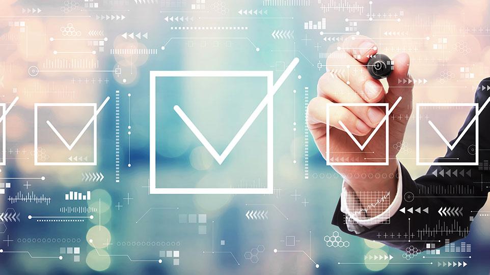 Agency Checklist